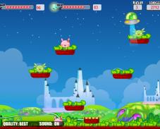 Игра Летающая тарелка онлайн