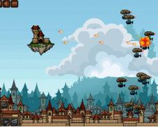 Игра Летающий Замок онлайн