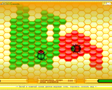 Игра Медогонка онлайн
