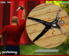 Игра Метание ножа онлайн