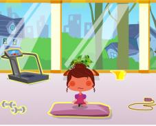 Игра Мир Жасмин онлайн