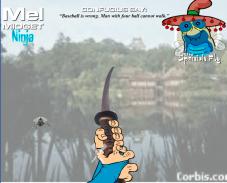 Игра Надоедливые мухи онлайн