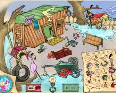 Игра Найти потерянные вещи онлайн