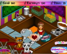 Игра Накорми Котёнка онлайн