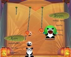 Игра Накорми панду онлайн