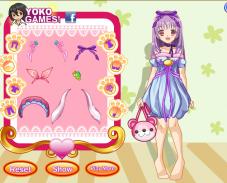 Игра Няшная Девочка онлайн