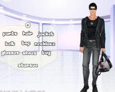Игра Одевалка Джейкоб онлайн