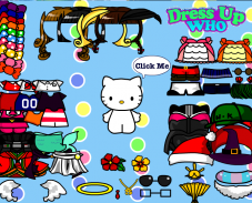 Игра Одевалка кити онлайн