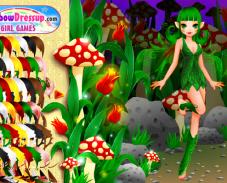 Игра Одевалка фея онлайн