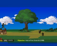Игра Охота на монстров онлайн