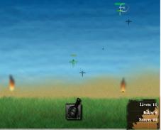 Игра ПВО онлайн