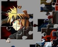 Игра Пазл Наруто онлайн