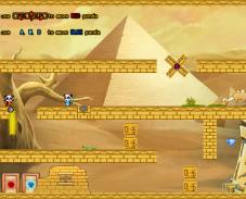 Игра Панды в пустыне онлайн