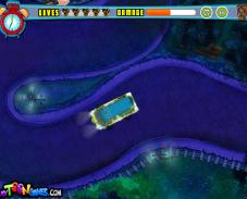 Игра Парковка Скуби Ду онлайн