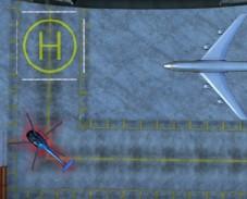 Игра Парковка вертолета онлайн