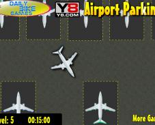 Игра Парковка в аэропорту онлайн