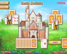 Игра Пасьянс замок онлайн