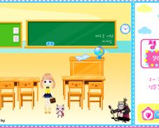 Игра Переделка Школьного Класса онлайн