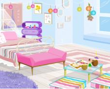 Игра Переделка спальни онлайн