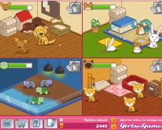 Игра Приют для животных онлайн