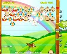 Игра Птицы на проводе онлайн