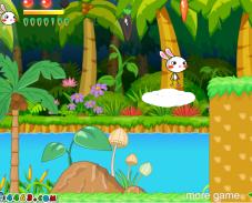 Игра Радужные кролики 2 онлайн