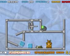 Игра Разрушь робота 2 онлайн