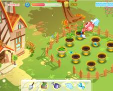 Игра Сад Флоры онлайн