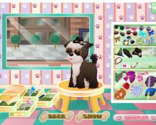 Игра Собачий салон онлайн