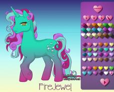 Игра Создай  пони онлайн