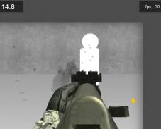 Игра Стрельба из ак 47 онлайн
