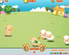 Игра Стрижка овец онлайн