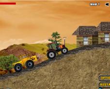 Игра Тракторомания онлайн