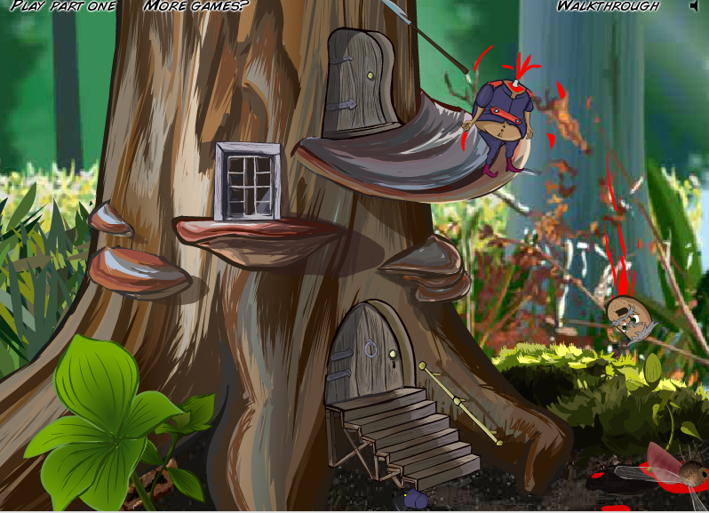 Игра Ужасное растение 2 онлайн