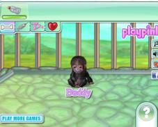 Игра Уход за обезьянкой онлайн