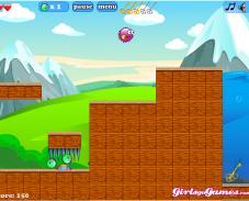 Игра Фризл колобок онлайн