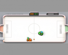 Игра Хоккей на двоих онлайн