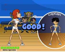 Игра Школа черлидеров онлайн