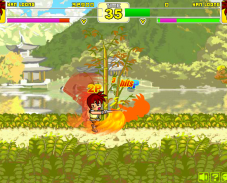 Игра Ян Лун: Бойцовская легенда онлайн