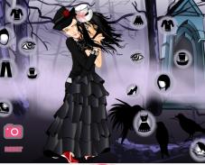 Игра Поцелуй вампиров онлайн