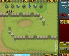 Игра Атака Пингвинов 2 онлайн