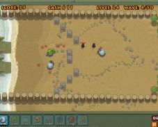 Игра Атака Пингвинов онлайн