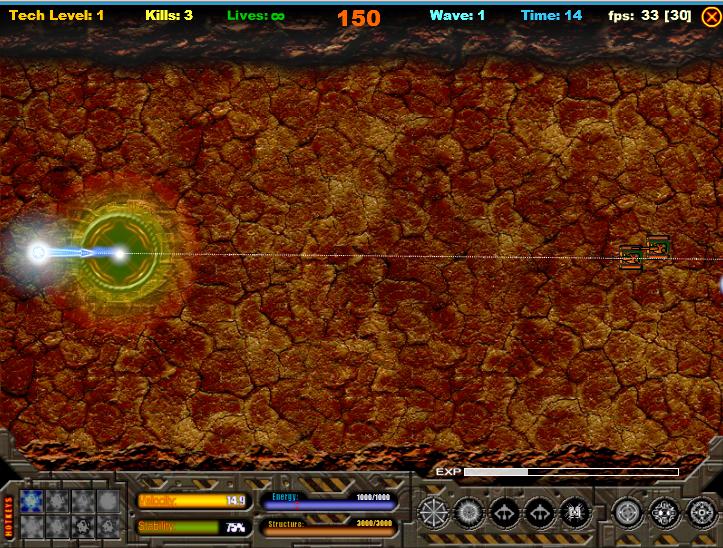 Игра Баллистическая ракета 2 онлайн