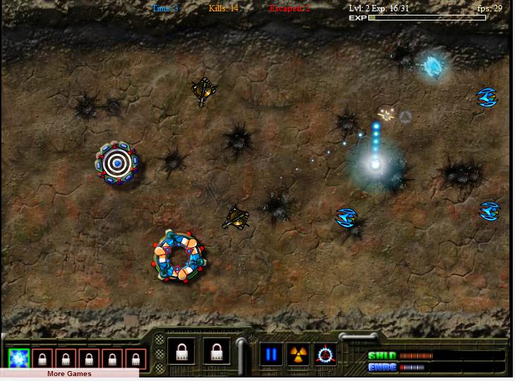 Игра Баллистическая ракета 4 онлайн