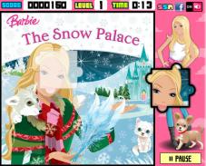 Игра Барби головоломка онлайн
