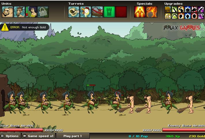 Игра Век войны 2 онлайн
