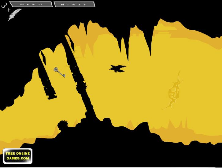 Игра Ворон в аду 2 онлайн