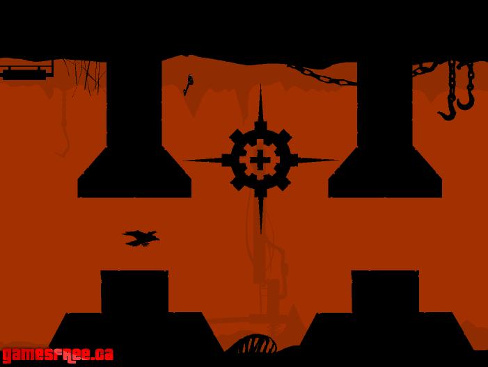 Игра Ворон в аду 3 онлайн