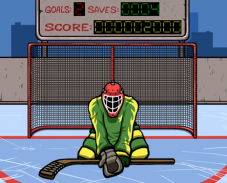 Игра Вратарь хоккея онлайн