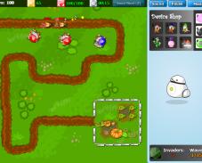 Игра Защитить сад онлайн